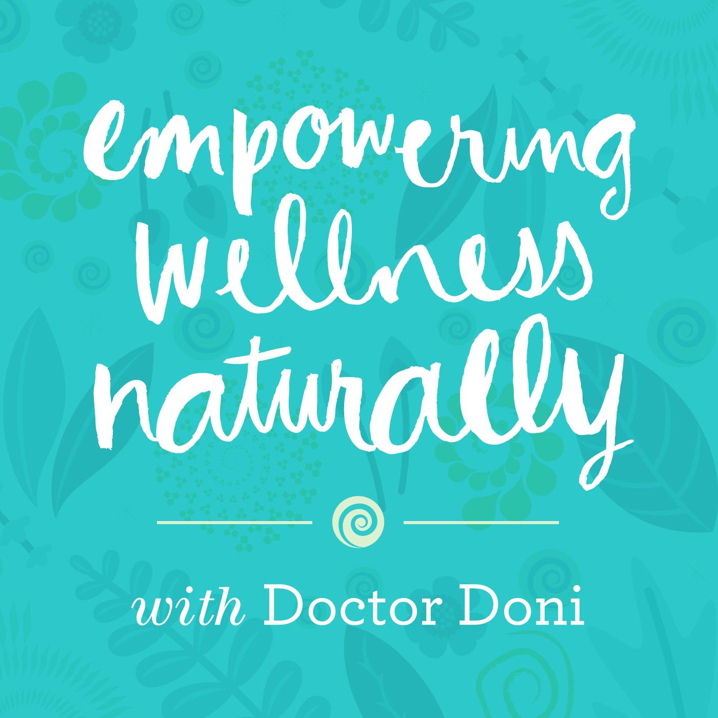 Empowering Wellness Naturally show art