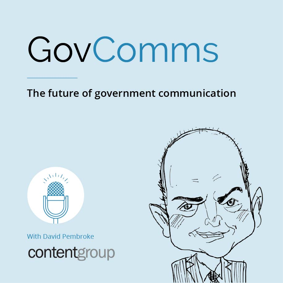 Artwork for Ep #02: Freedom of information in government: the facts, with Peter Timmins