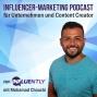 Artwork for #151 Menschen kommunizieren mit Menschen und nicht mit Logos, deswegen ist Influencer-Marketing auch so erfolgreich
