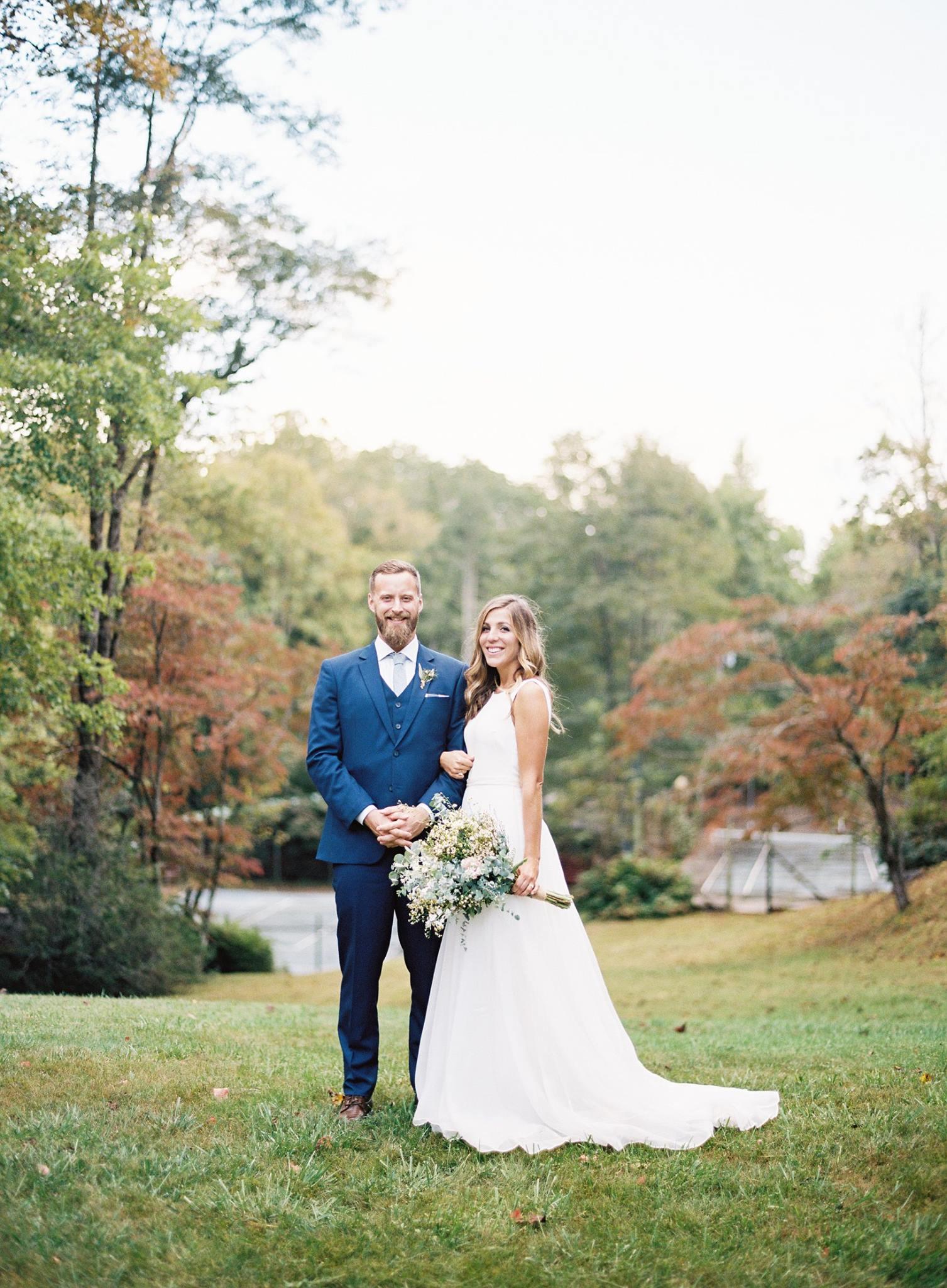 Nash Roberts and Beth Quinton