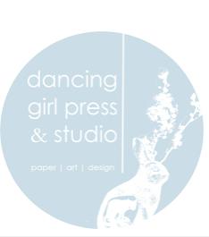 dancing girl press logo