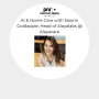 Artwork for AI & Home Care with Naomi Goldapple, Head of Alayalabs @ Alayacare