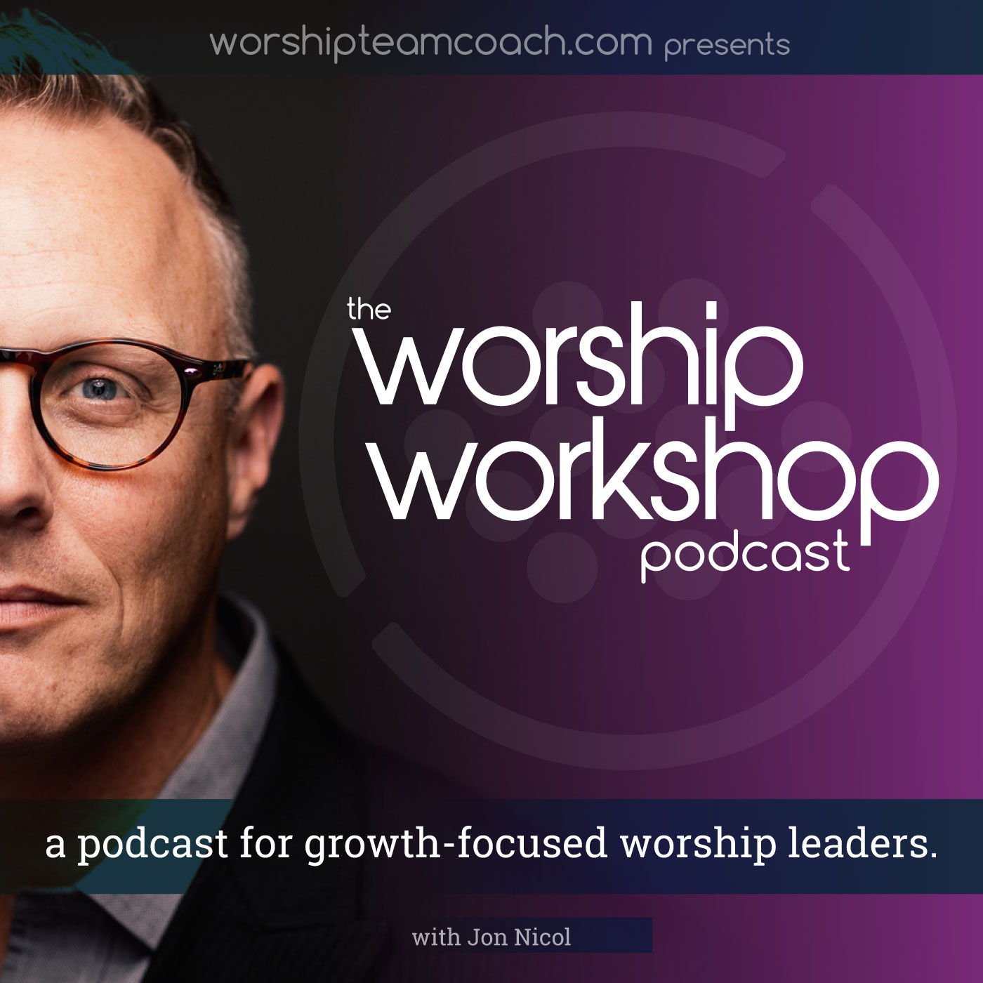 The Worship Workshop Podcast show art