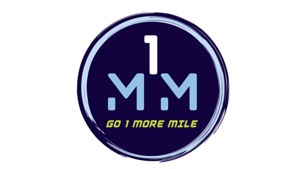 1 More Mile Podcast show art