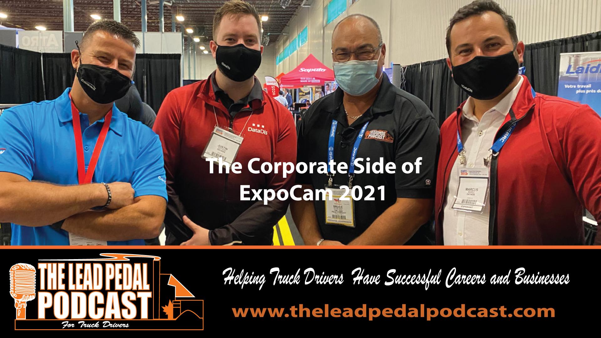 LP699 Recap Expocam Part Two - The Corporate Side