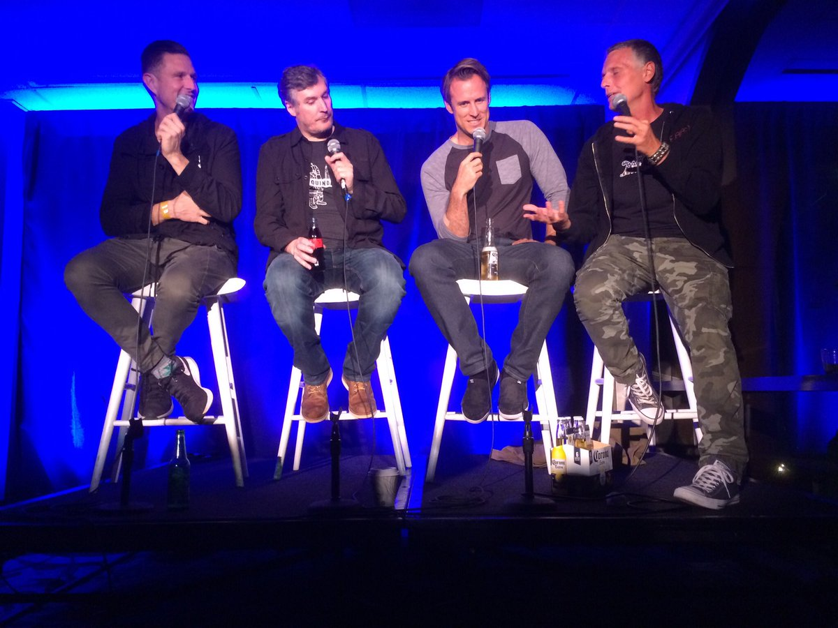 Wil Anderson, Monty Franklin, Jim Short