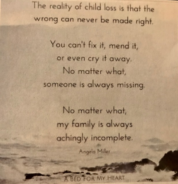 Quote 1 - Child Loss