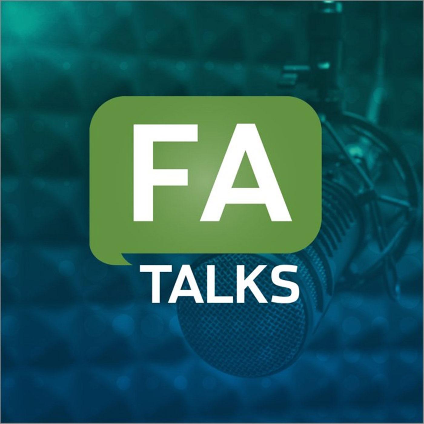 FA Talks show art