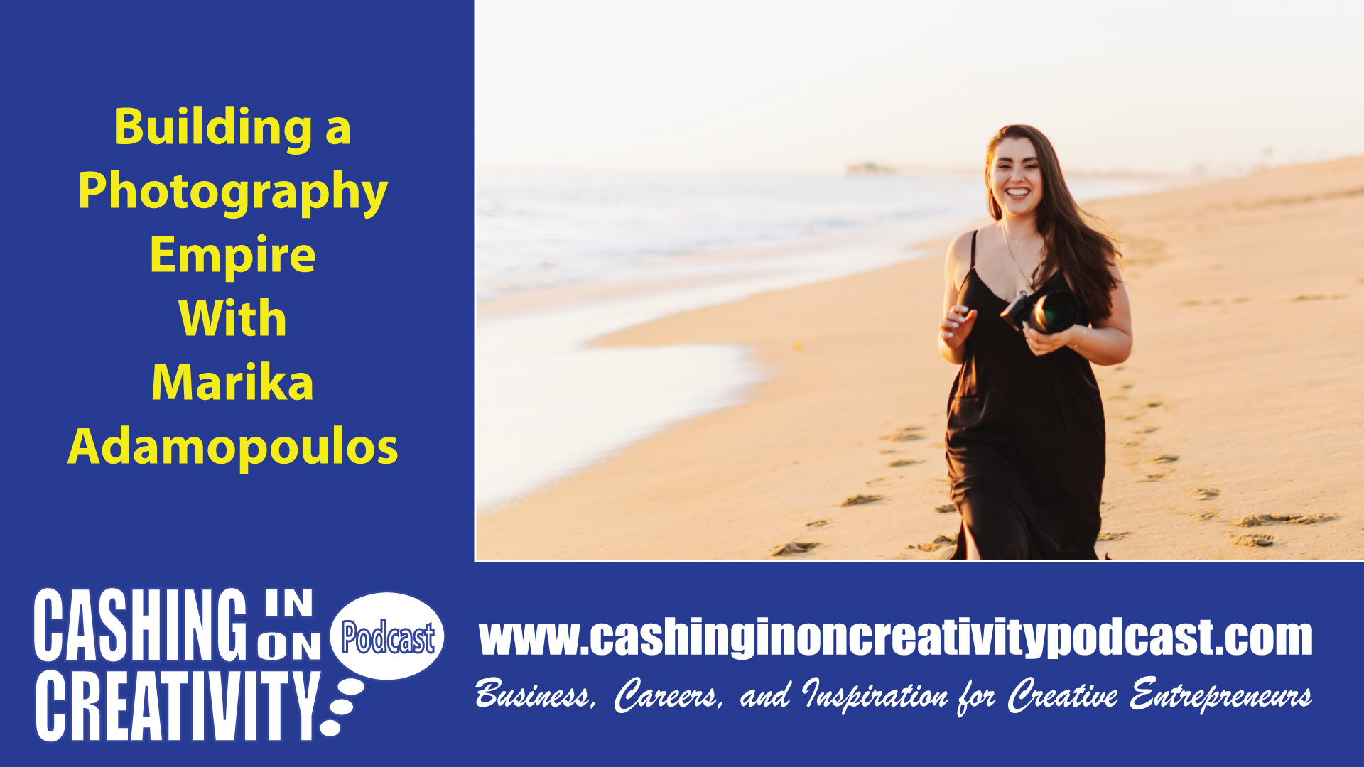 CC257 Building a Photographic Brand with Marika Adamopoulos