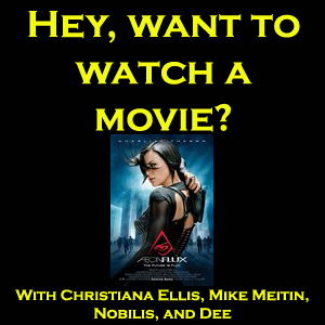 WatchAMovie #21 -- Aeon Flux