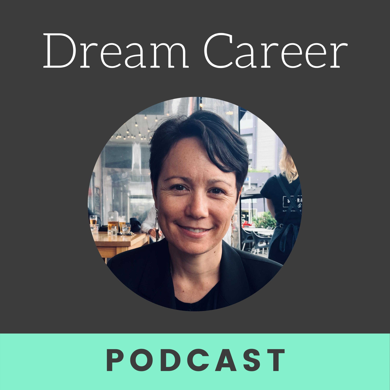 Dream Career podcast show image