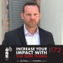 Artwork for Ep 172 - Increase Your Impact with The ONE Thing | Wyatt Graves