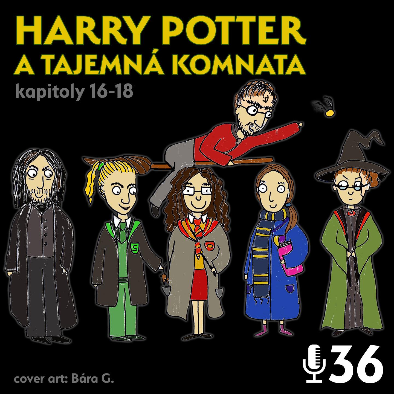 Epizoda 36 - Harry Potter 2.4