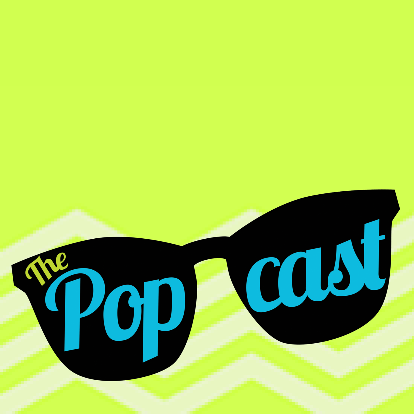 The Popcast With Knox and Jamie logo