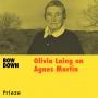 Artwork for Olivia Laing on Agnes Martin