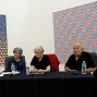 Artwork for Systemic Pattern Painting - Artists Panel - Gloria Klein, Dee Shapiro and Mario Yrisarry