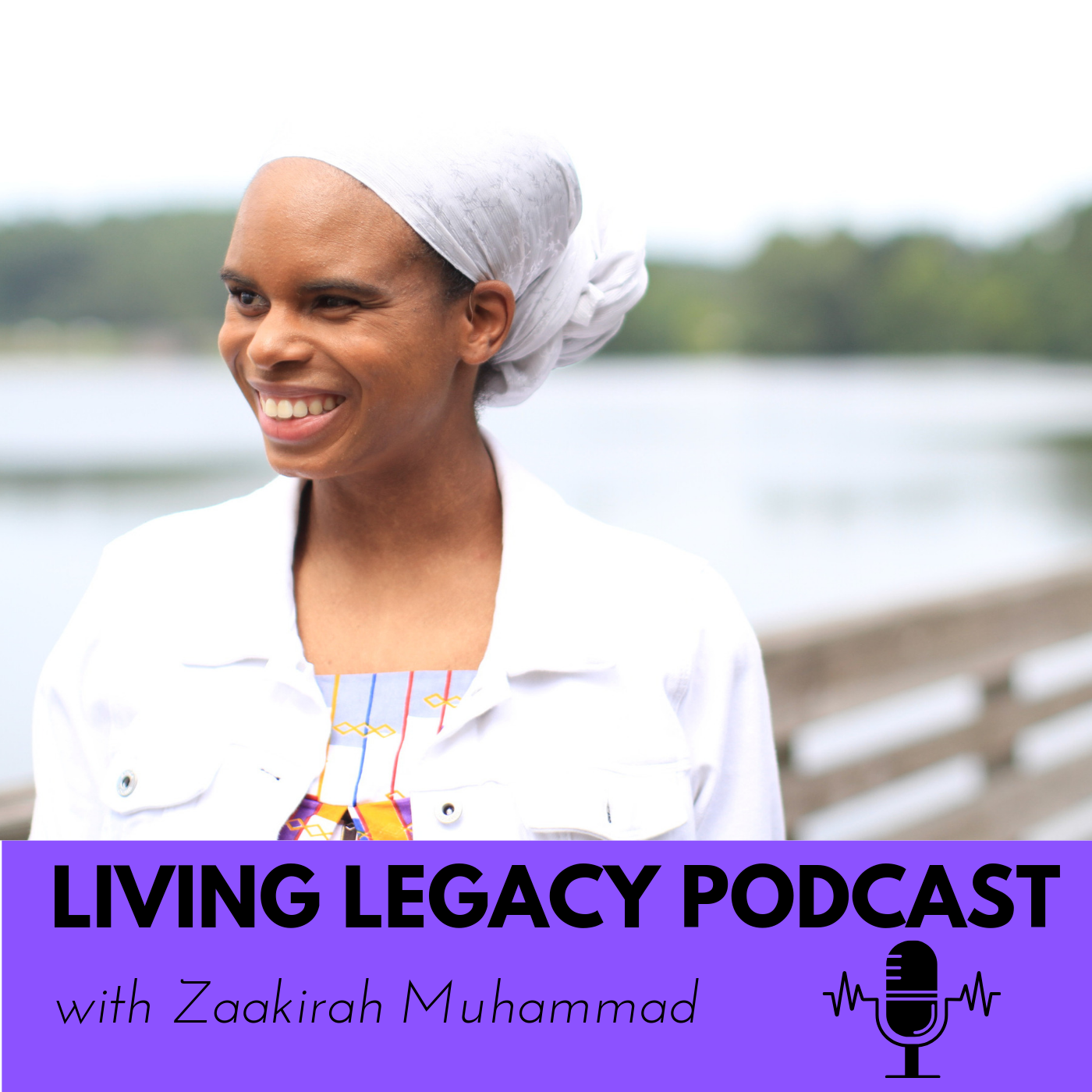 Living Legacy Podcast show art