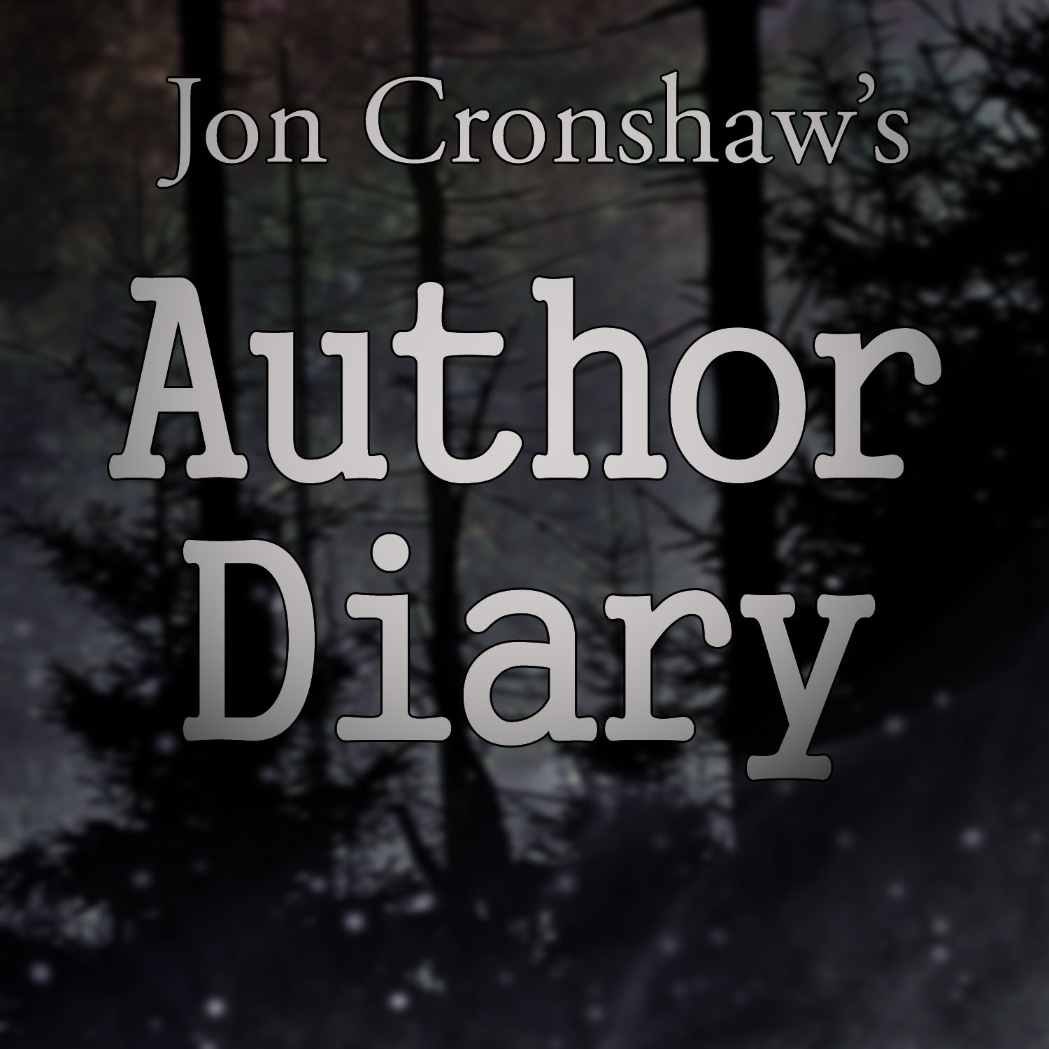 Jon's Author Diary - 068 - January 20, 2019