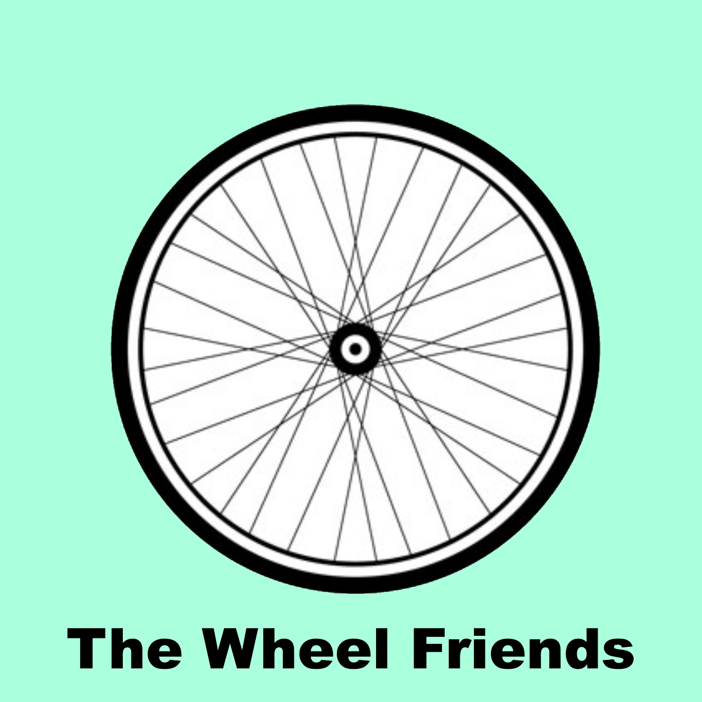 Artwork for The Wheel Friends Episode 1 - The Pilot