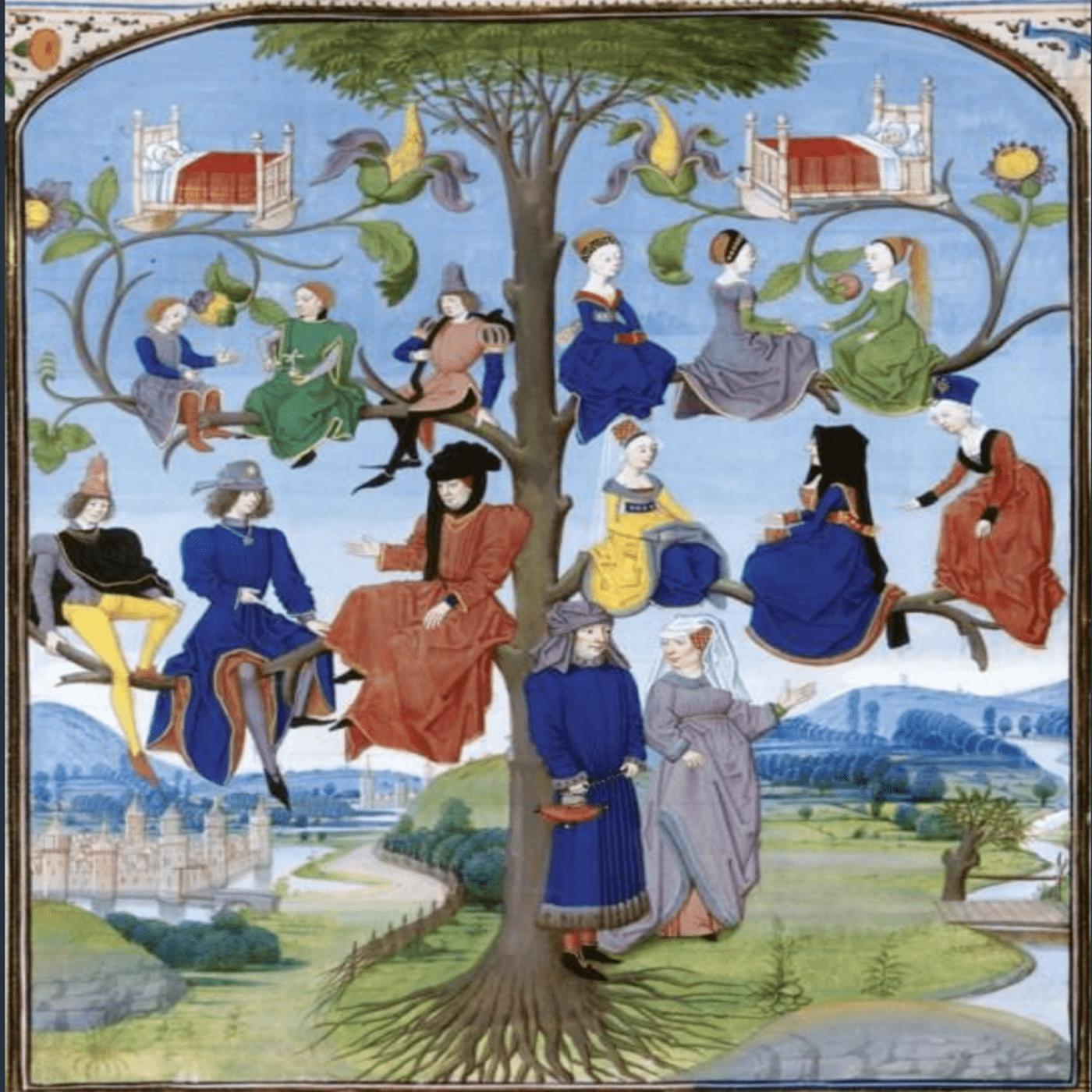 Chris Nygren – Giorgio Vasari and Genealogies in Art History