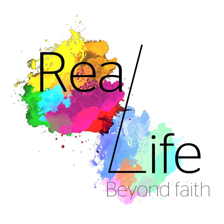 Real Life Beyond Faith logo