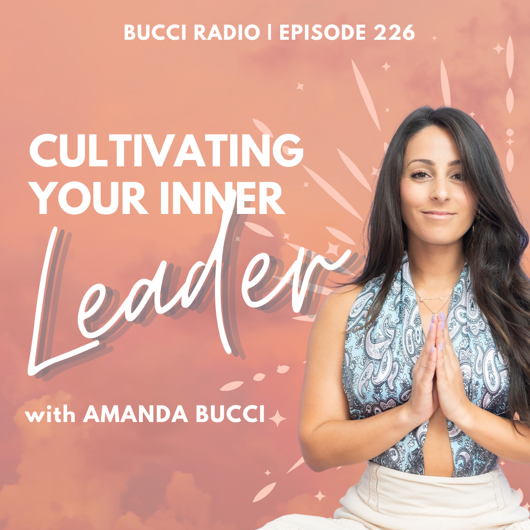226: Cultivating Your Inner Leader with 8 Principles show art