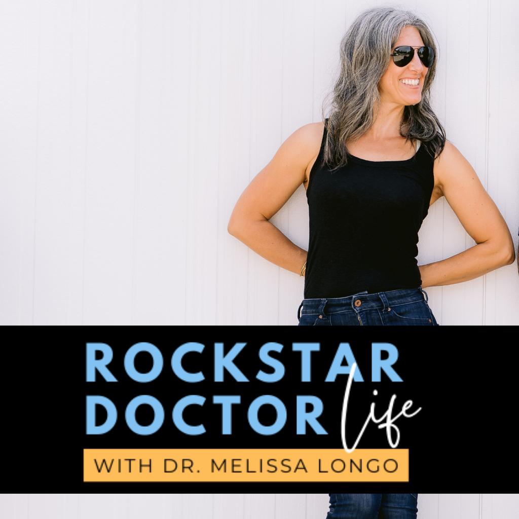 Rockstar Doctor Life| Chiropractic Life & Practice show art