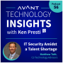 Artwork for Matthew Toth: IT Security Amidst a Talent Shortage