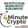 Artwork for New Crypto Stealing Malware Infected 80,000 Computers