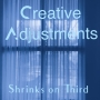 Artwork for Creative Adjustments