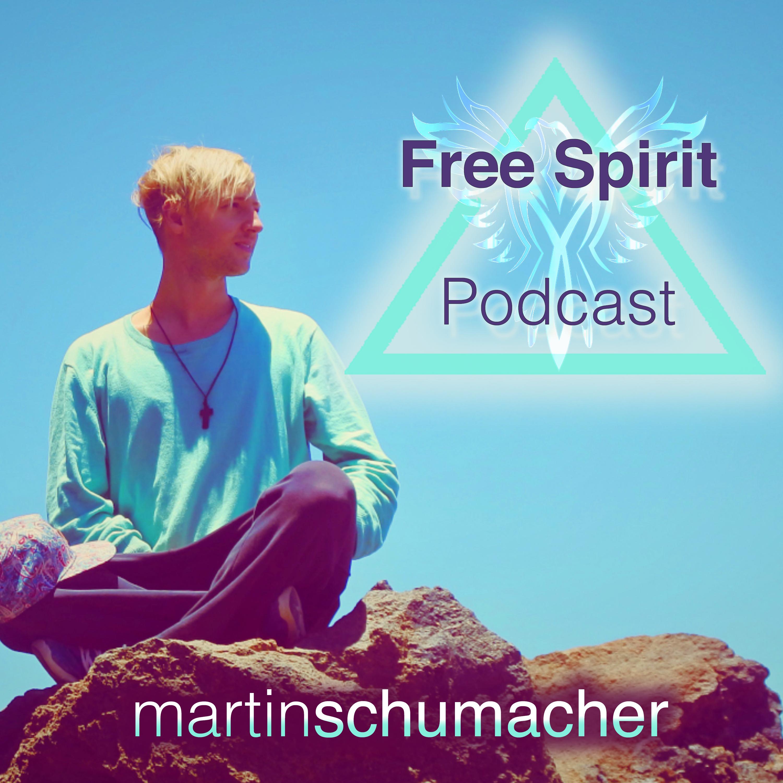 Free Spirit Podcast für Querdenker und Bewusstseinsforscher show art