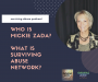 Artwork for Who is Mickie Zada?What is Surviving Abuse Network?