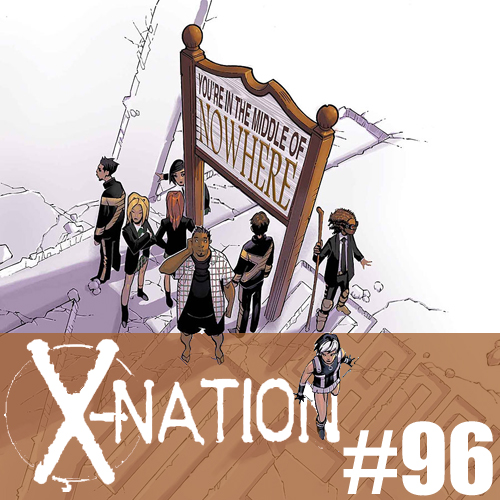 Cultural Wormhole Presents: X-Nation Episode 96