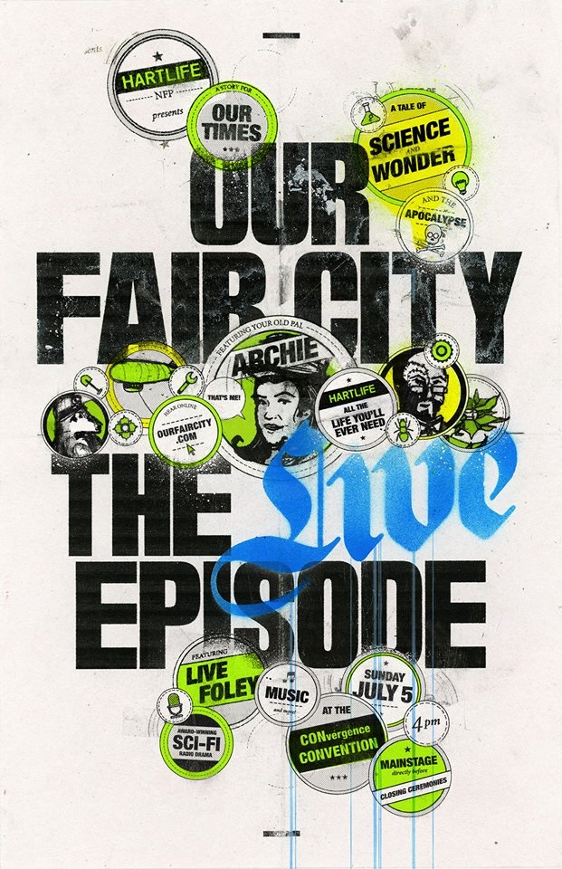 Our Fair City Live: The Archibald FunnyPants Variety Hour