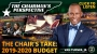 Artwork for The Chair's Take: 2019-2020 Budget | The Chairman's Perspective | KUDZUKIAN
