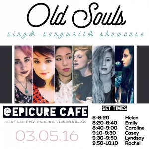 202 - Old Souls Singer-Songwriter Showcase
