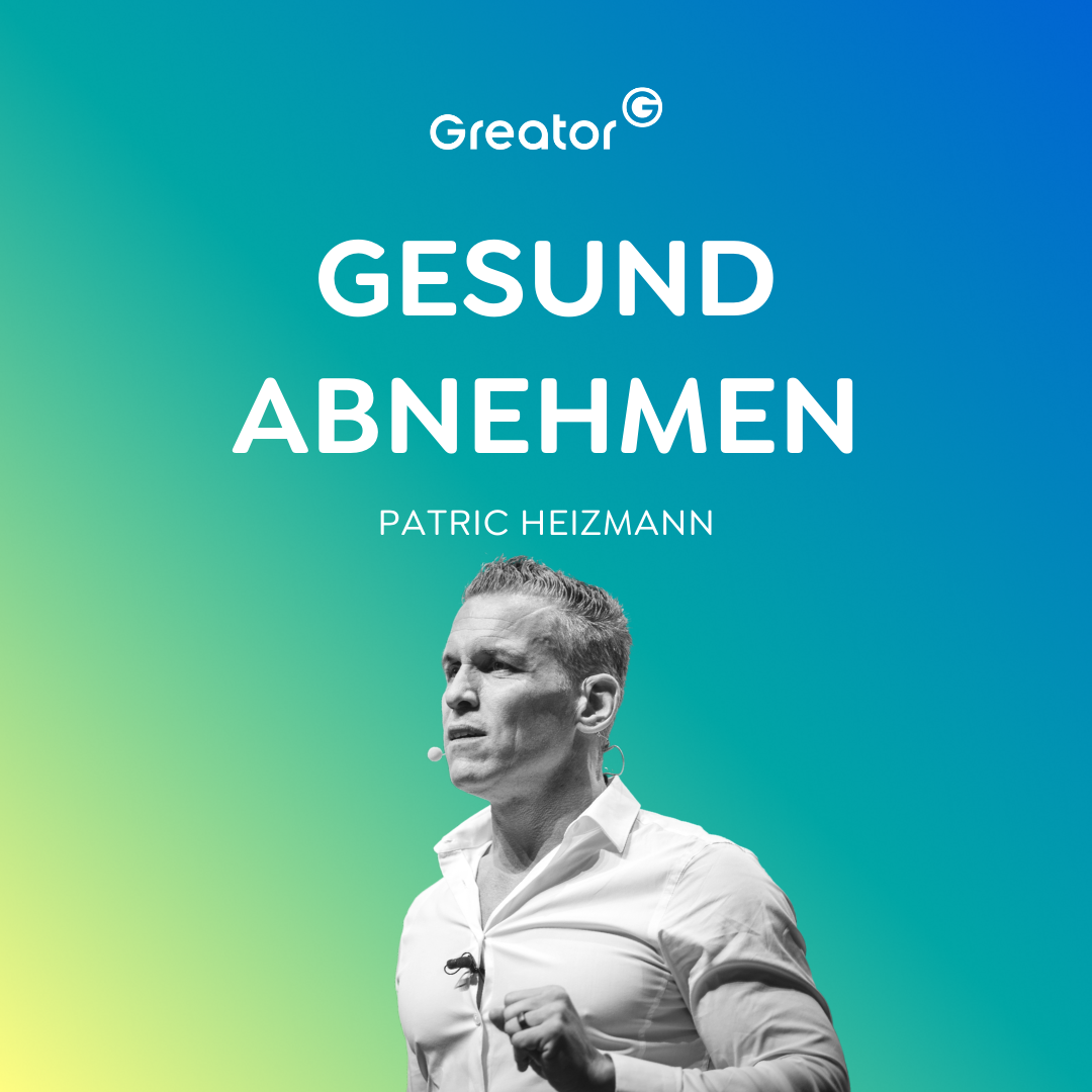 #683 So hast du Erfolg beim Abnehmen // Patric Heizmann