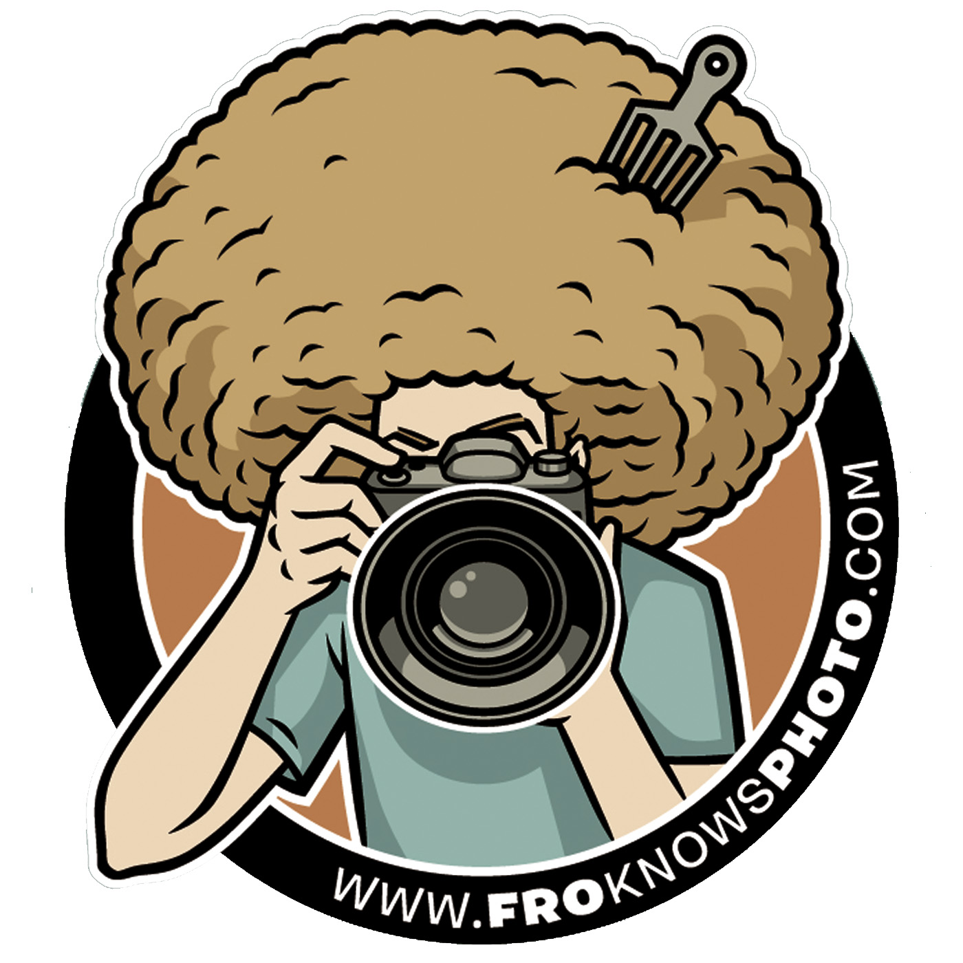 FroKnowsPhoto Photography Podcasts show art