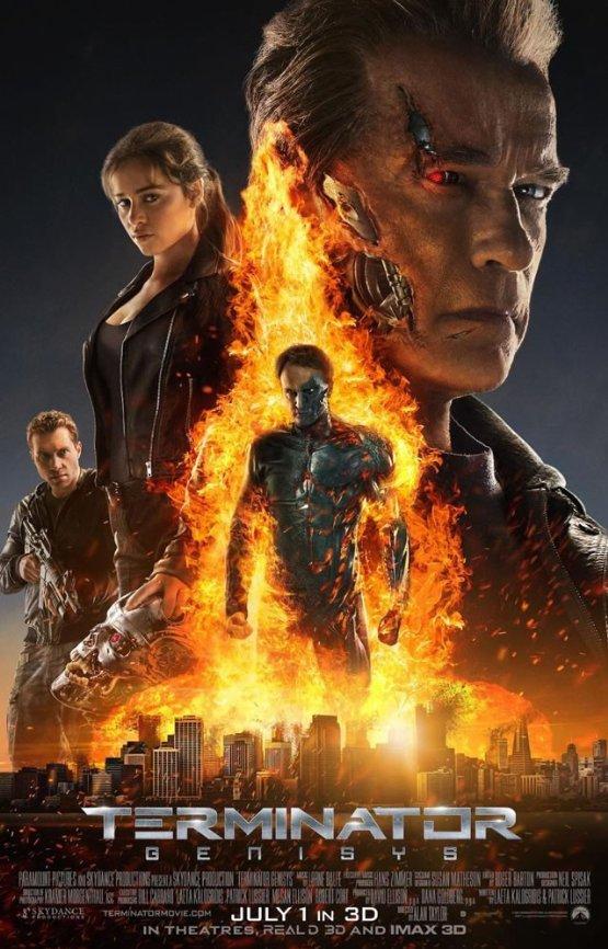 Ep. 154 - Terminator Genisys (Terminator 3 vs. Terminator Salvation)