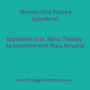 Artwork for 96: Expressive Arts: Music Therapy