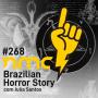 Artwork for NMC #268 - Brazilian Horror Story
