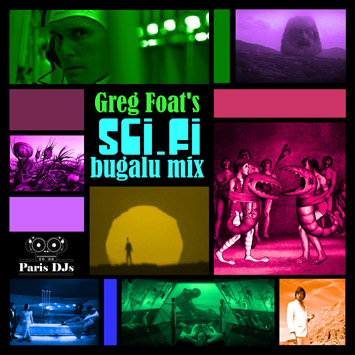 The Greg Foat Group - Sci-Fi Bugalu Mix