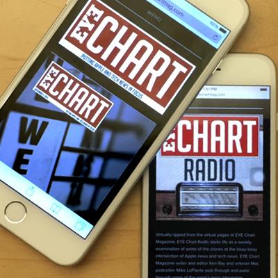 EYE Chart Radio: 02.14.2015