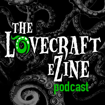 Artwork for The Lovecraft eZine Panel interviews Marc Michaud with Necronomicon Press