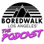 Artwork for The Boredwalk Podcast, Ep. 24: Weird e-Commerce family reunions, and coping with aggressive cheerfulness from strangers.