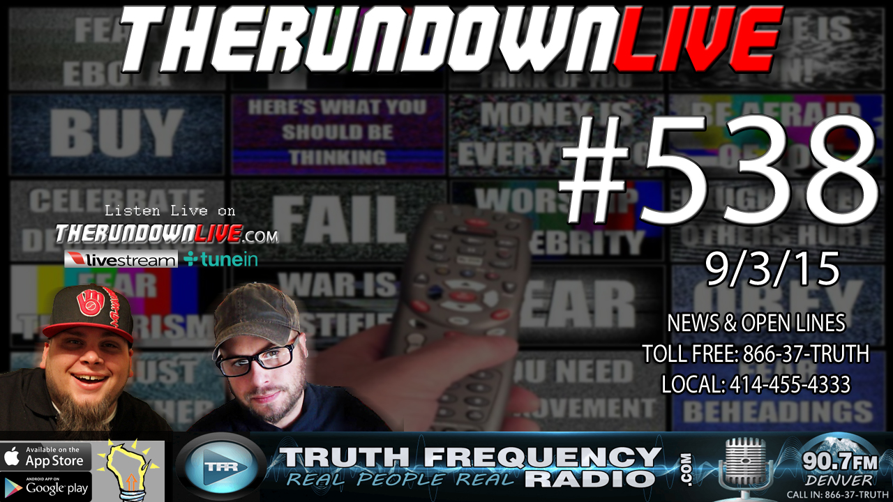The Rundown Live #538 (Kim Davis,School,Monopolies)