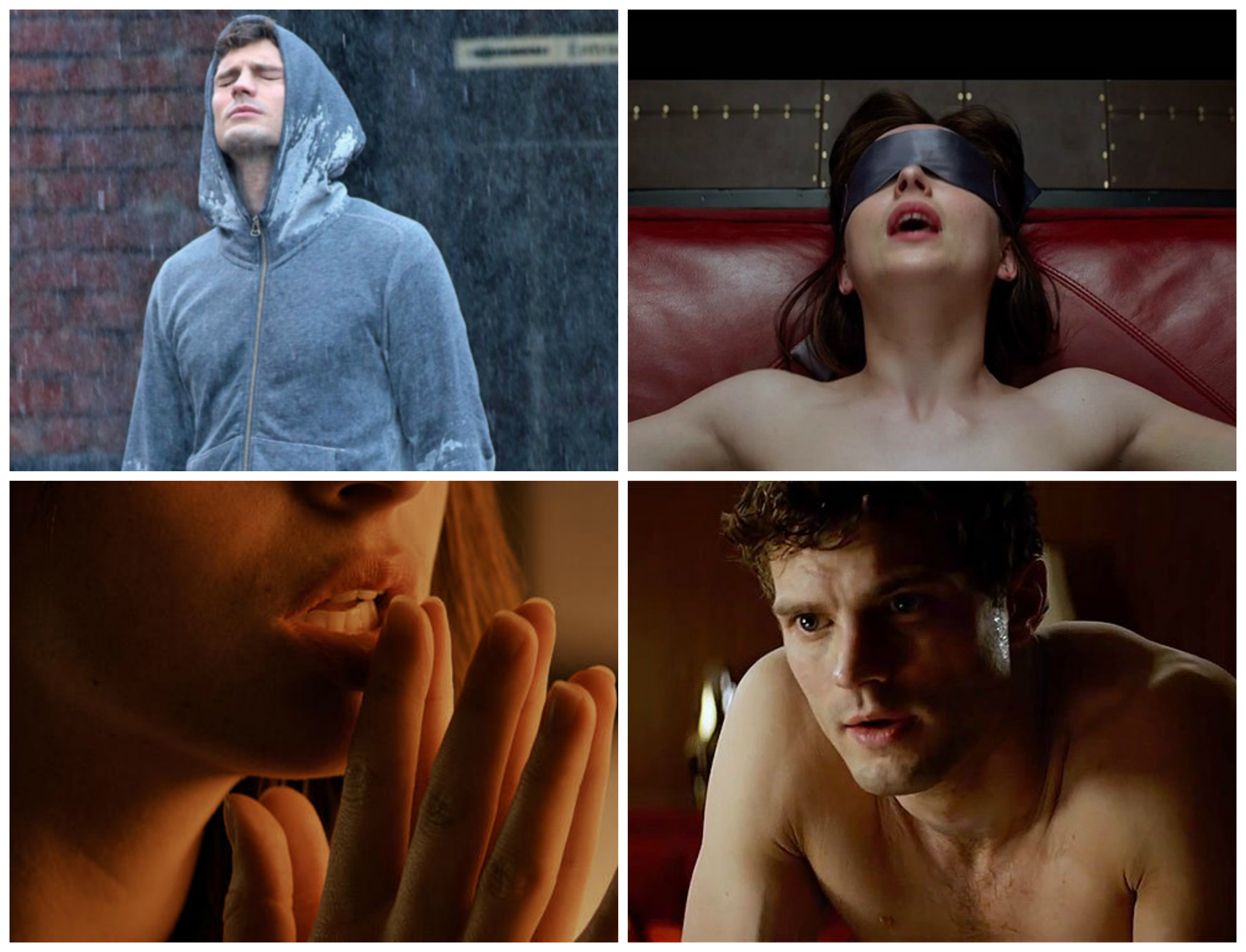 Episode 184: 'Fifty Shades of Grey' Movie Review