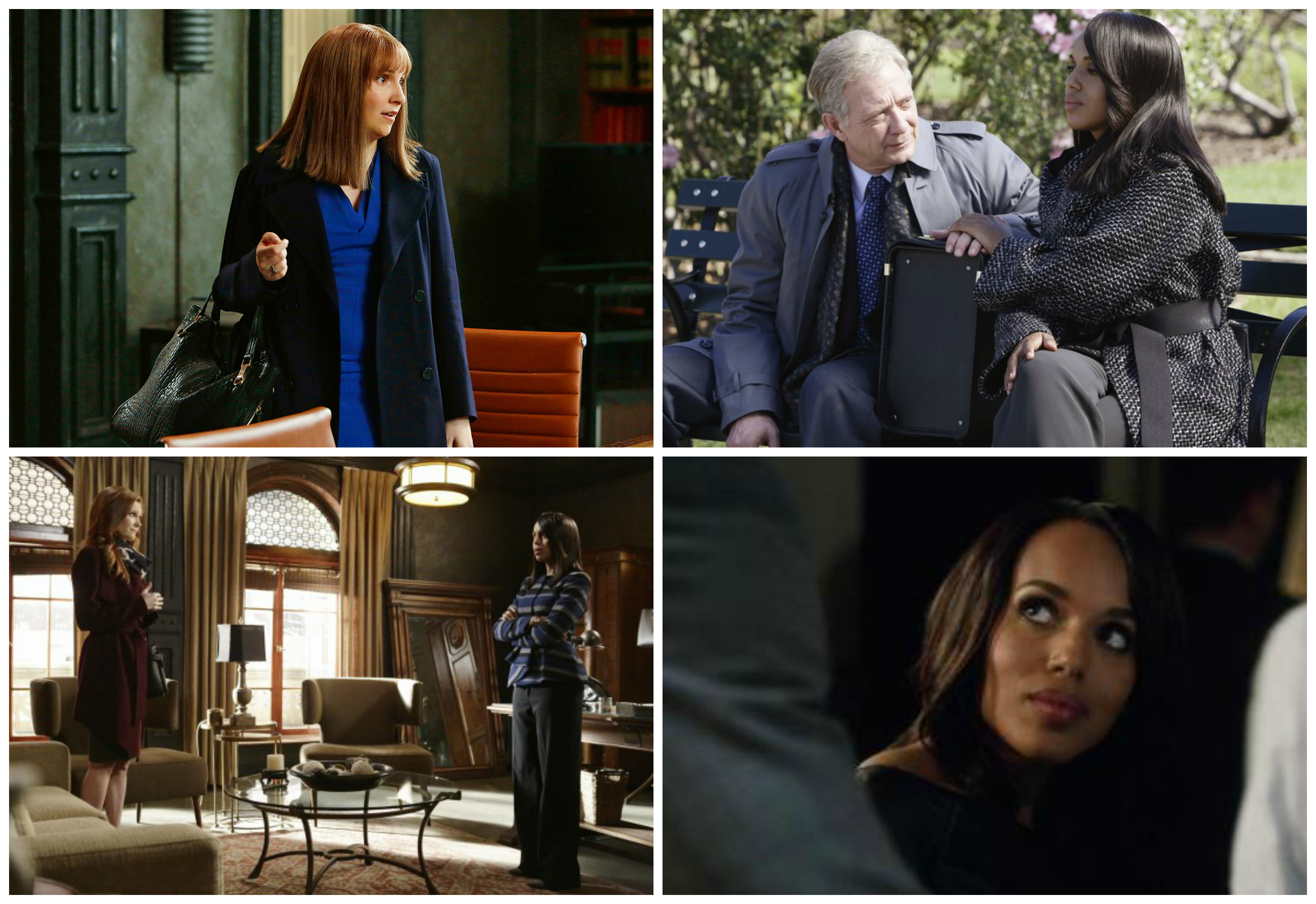 Episode 199: Scandal - S4E16 - It's Good to Be Kink