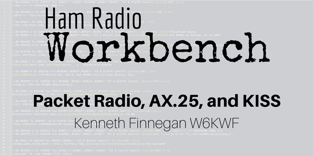 HRWB035 Packet Radio