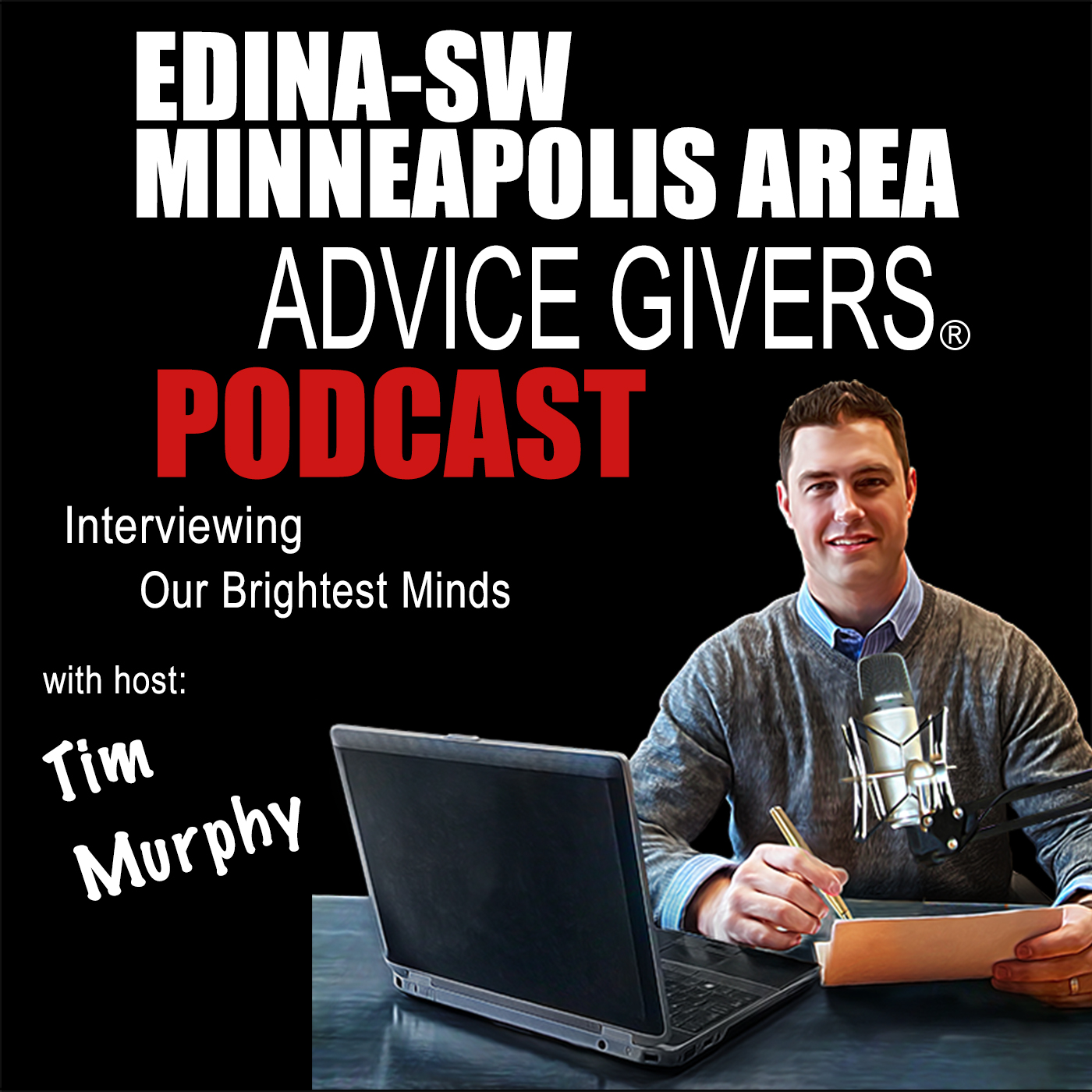 Edina-SW Minneapolis Advice Givers (R) | Inspiring  Entrepreneurs & Leaders in Edina, Minnesota show art